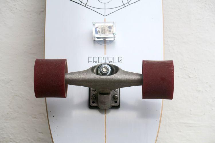 okinesio board + Carver skatebo - emnullfuenf | ello