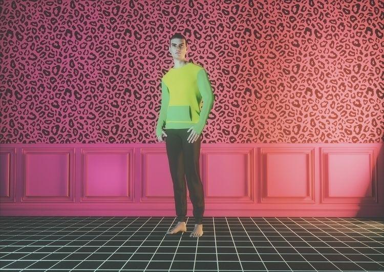 Fashion photoshoots 3d dioramas - mynameisindie | ello