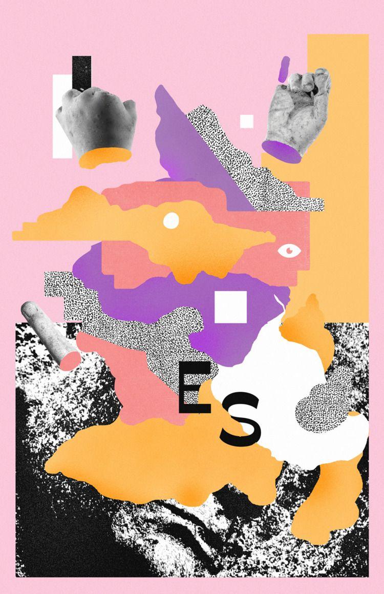 C_002 - collage, digitalcollage - mestizoquerido | ello