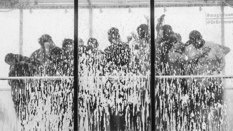 Human Car Wash - devinpense | ello