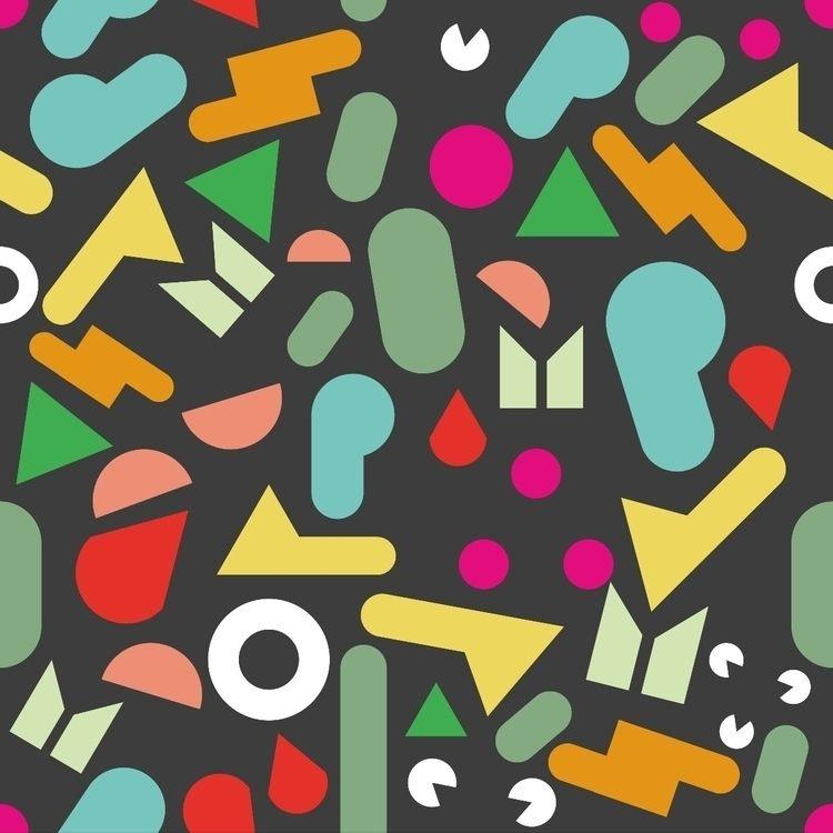 pattern redbubble - nostalgia, oleari - andrea_nicolini | ello
