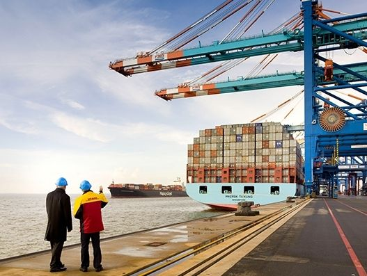 DHL Global Trade Barometer hint - stattimes | ello
