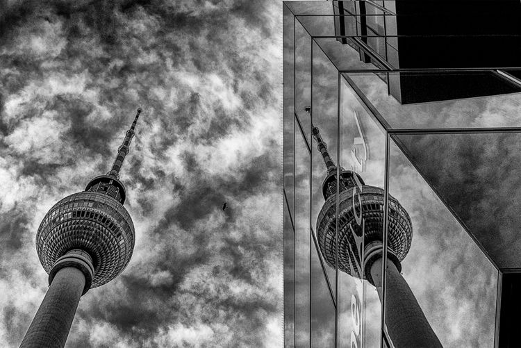 Television Tower Berlin - berlin - stephanepictures | ello