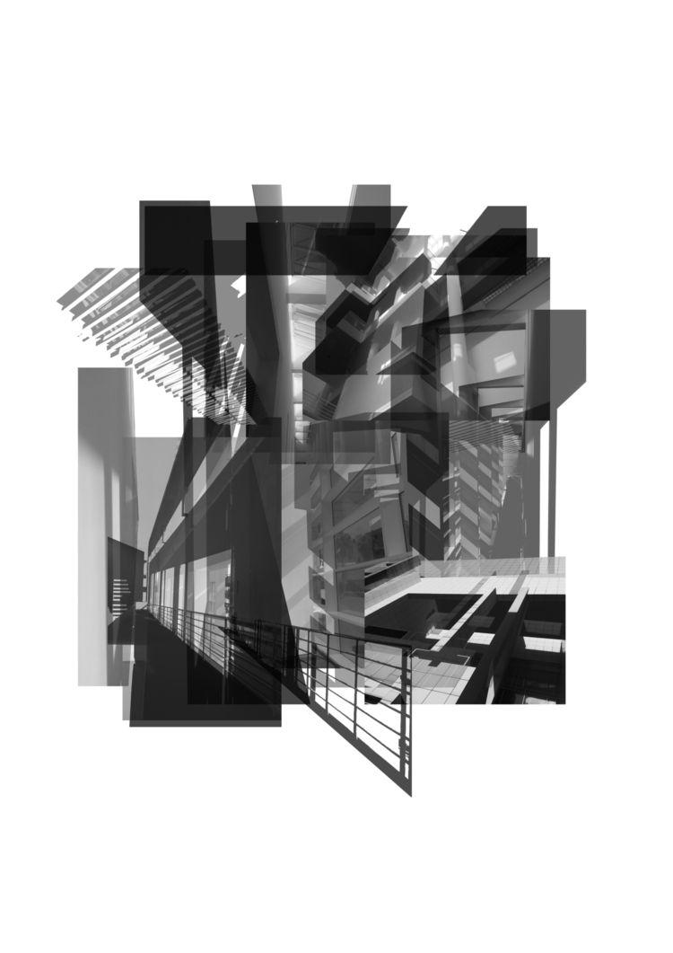 / Thresholds. collage explores  - rmaisy | ello
