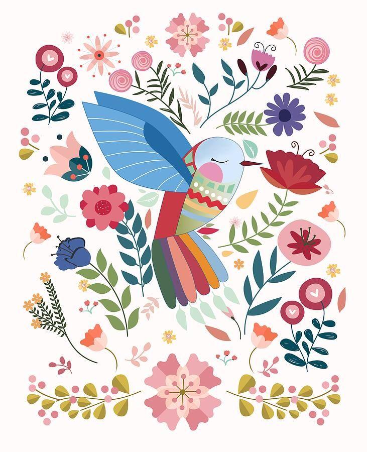 "Hummingbird"" flash harmless lig - littlebunnysunshine | ello"