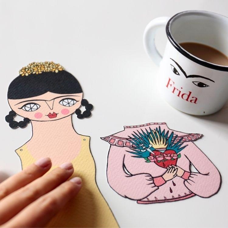 Drawing lovely señorita week pa - caracarmina   ello