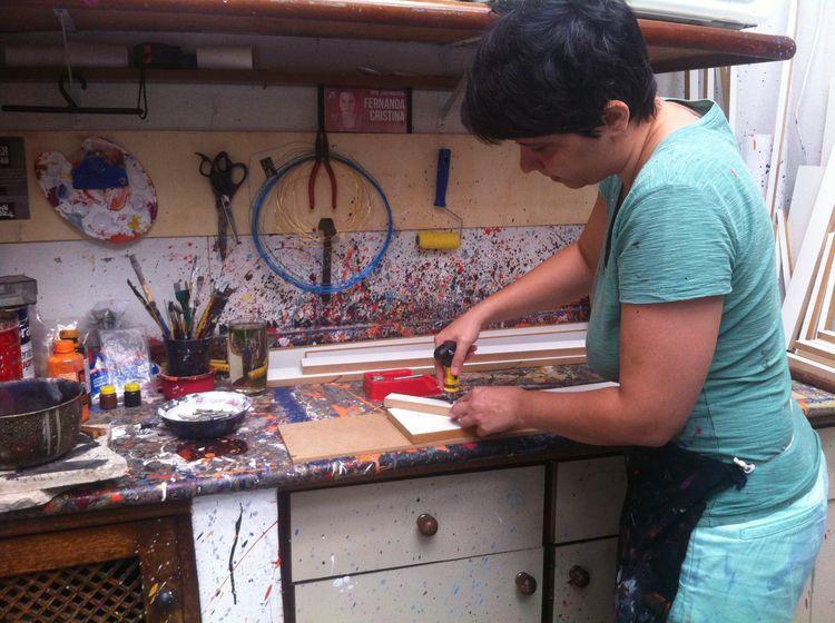 process <3 - wood, design, artwork - fer_cristinaoficial | ello