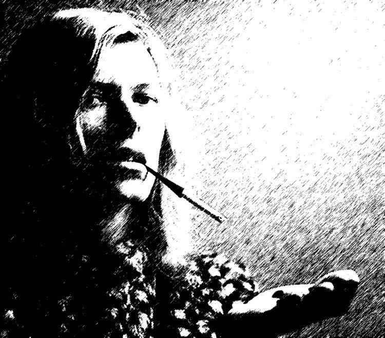 MUSICIANS: Smoking Series BOWIE - michibroussard | ello