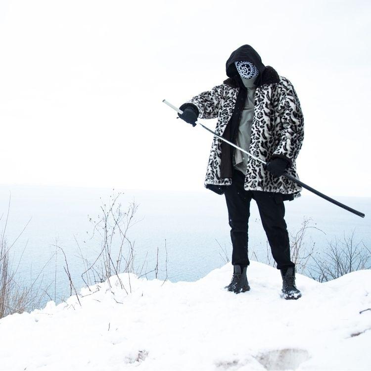 Snow Leopard - thecreatorclass, ello - bonesmohr | ello