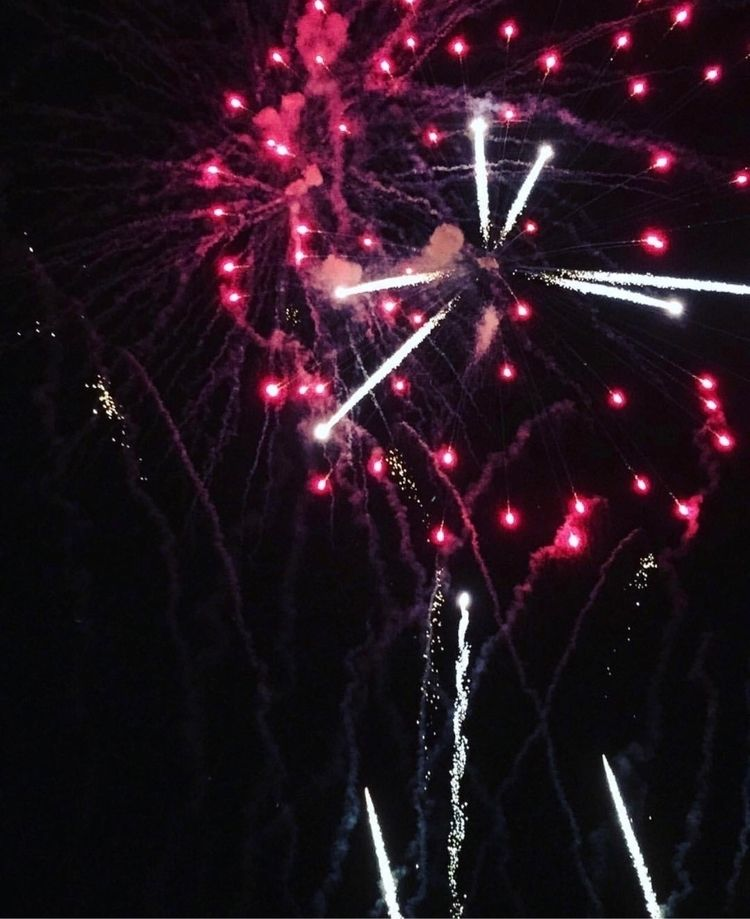 Fireworks, night - prim02 | ello