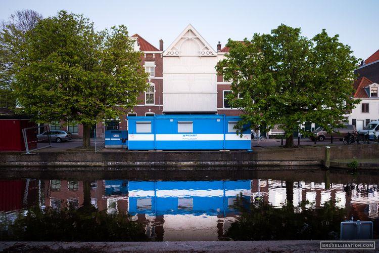 Netherlands, Den Haag, April 20 - bruxellisation | ello