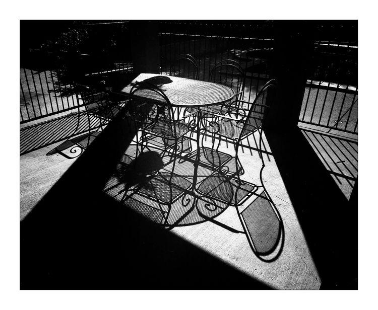 Shadows - largeformat, blackandwhite - michaelfinder   ello