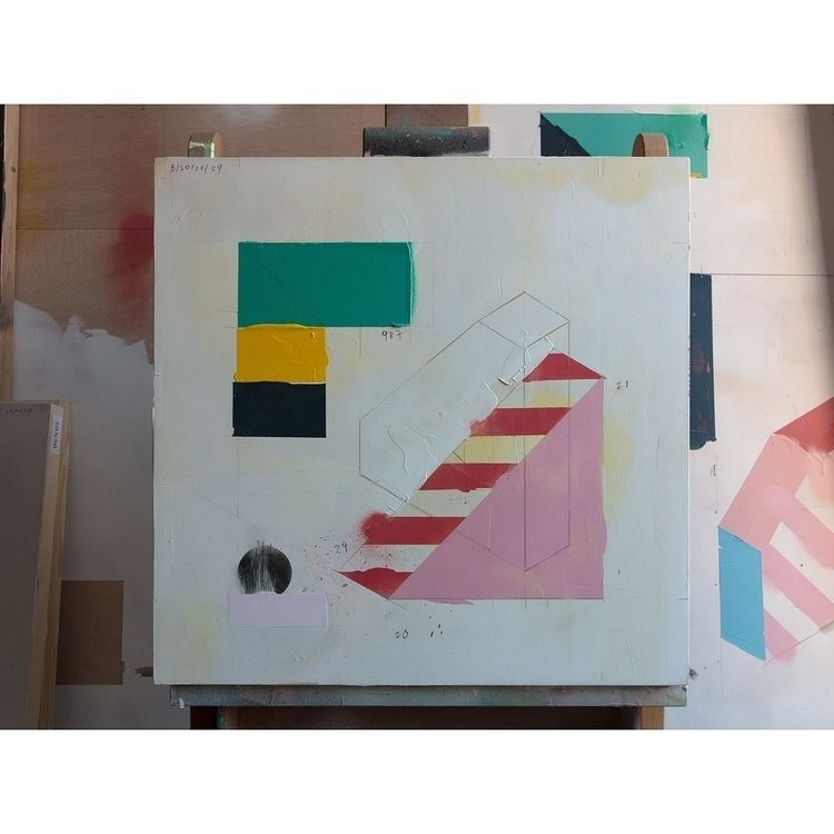 20/21/29' 50x50cm Acrylic, grap - aruizvillar | ello