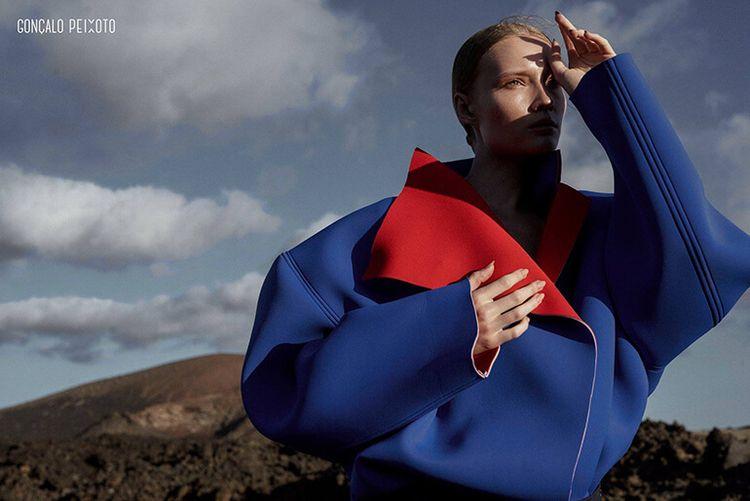 Goncalo Peixoto Spring Fashion  - thecoolhour | ello