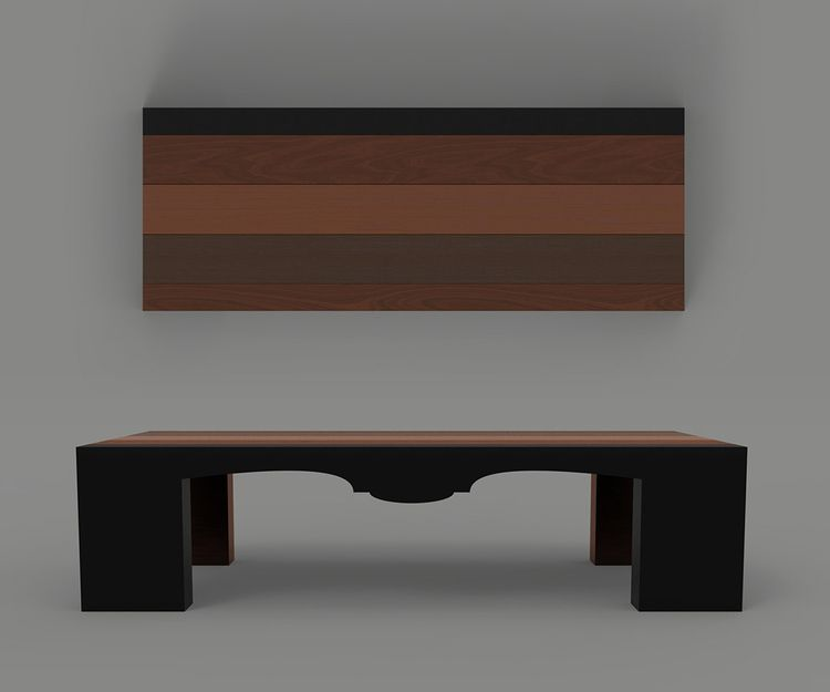 Klassik Coffee Table. Modern, s - jamesowendesign | ello