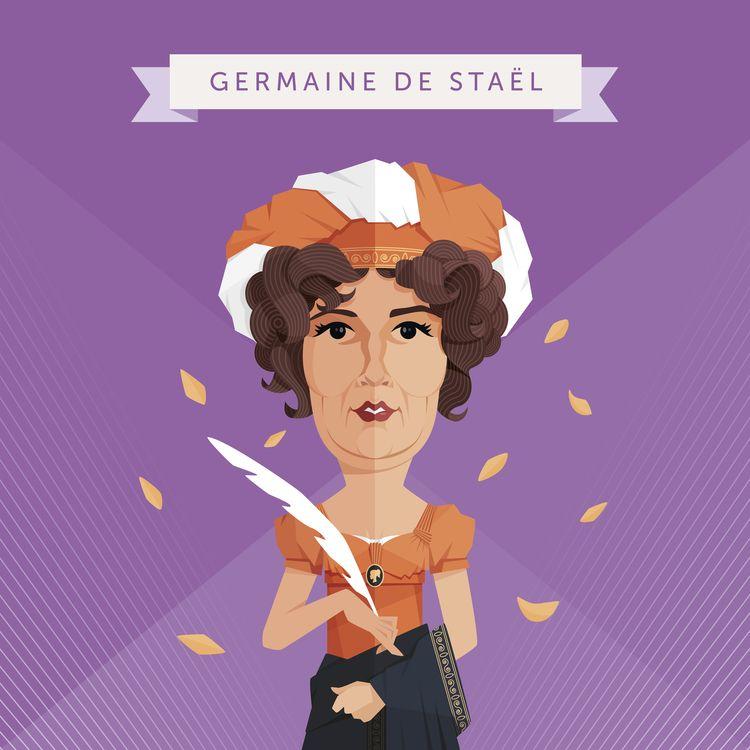 Germaine de Staël | Personal pr - stefrosselli | ello