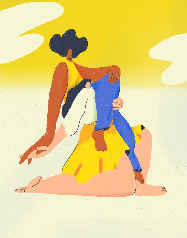 Lover lover - illustration - erickmramos | ello