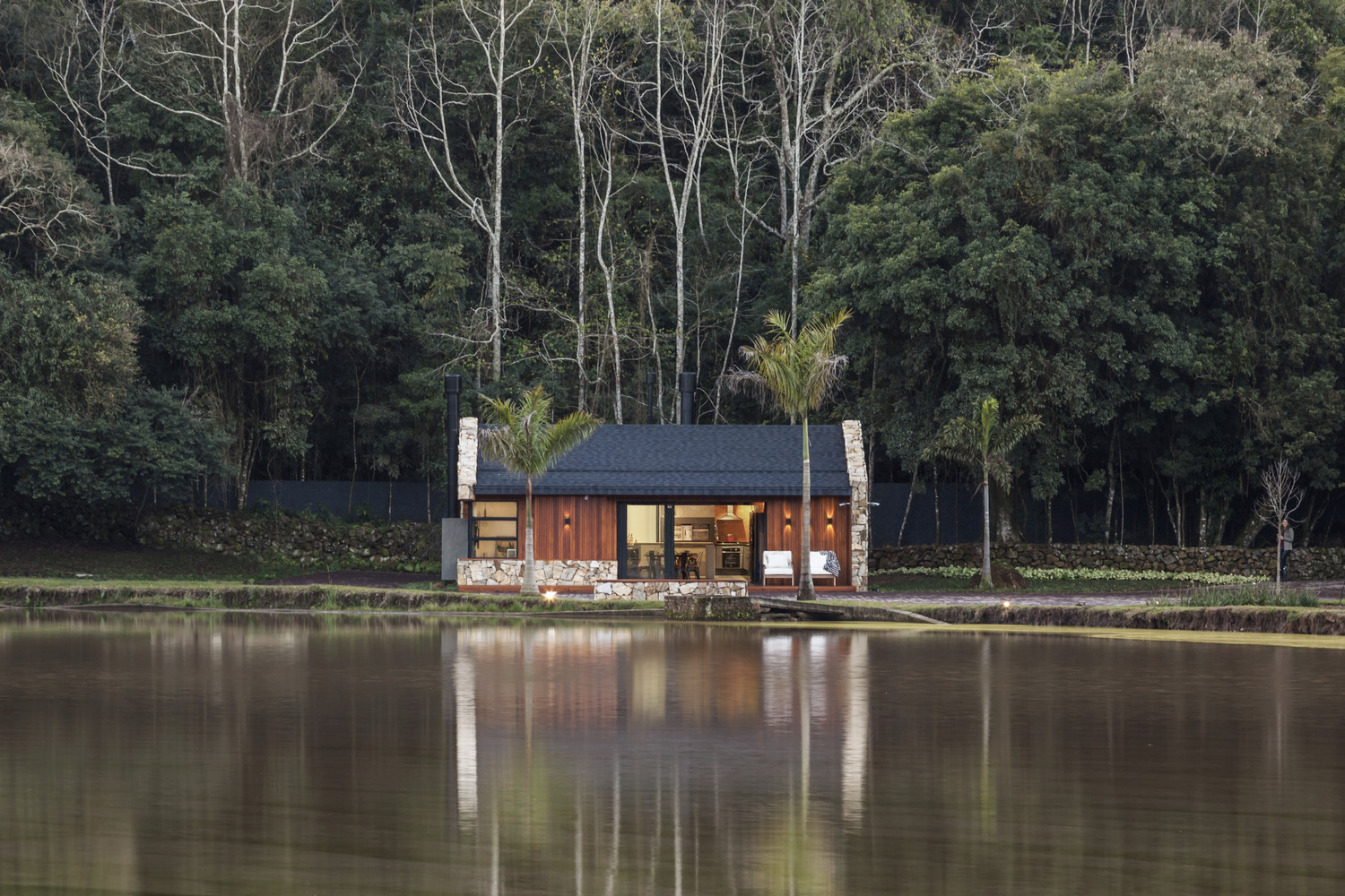 Lake House / Cadi Arquitetura - architecture - red_wolf | ello