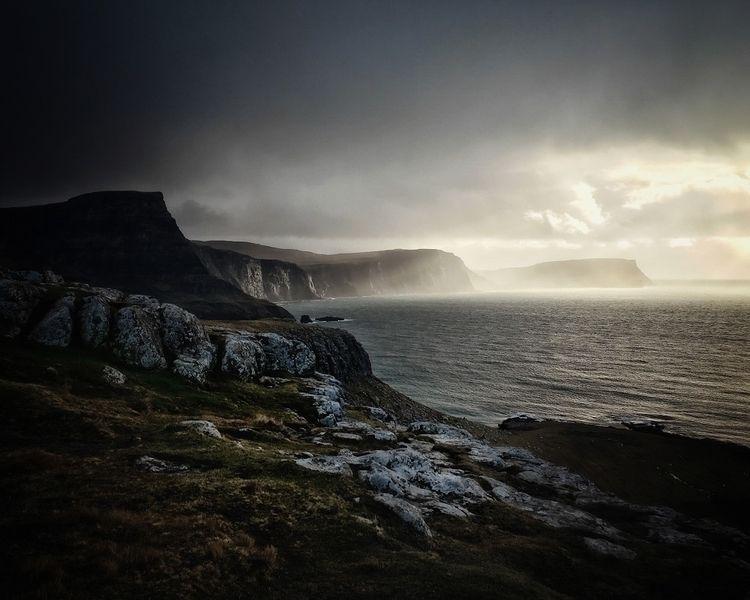 Senses overwhelmed stunning dis - julian_calverley | ello