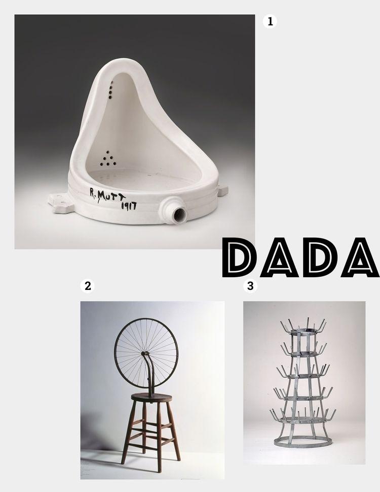 MOODboard: DADAism sztukauniwer - s_u_ | ello