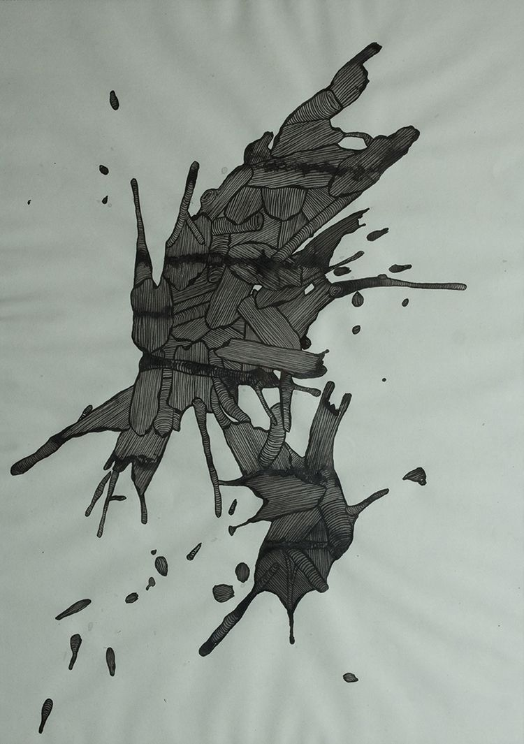ink paper - art, ello, ellonew, abstract - donforty | ello
