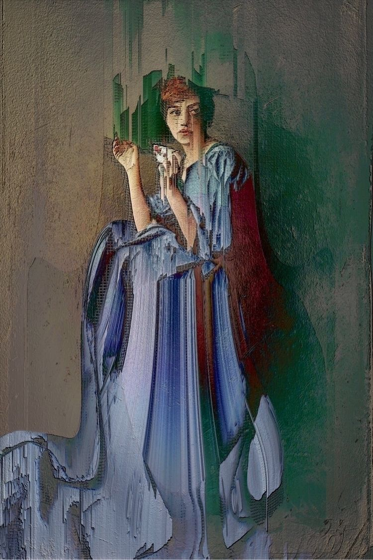 ♀ Mademoiselle Ziba  - baroque, rococo - ikatch | ello