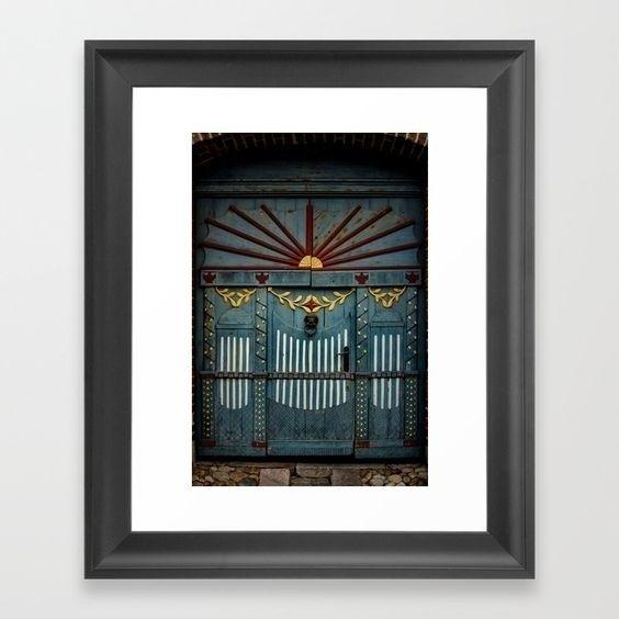 doors gates natural air mystery - arc1 | ello