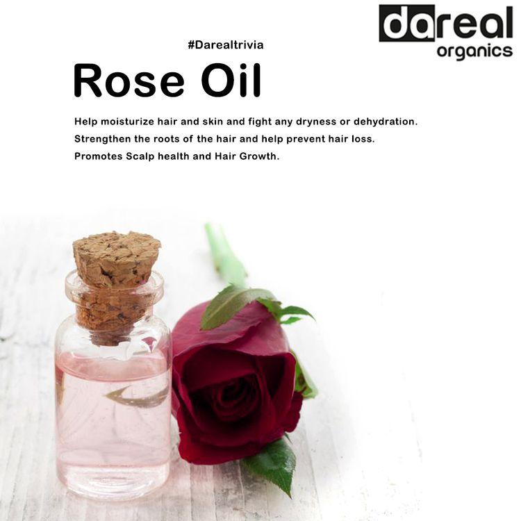 Benefits Rose Oil - darealorganics - darealorganics | ello