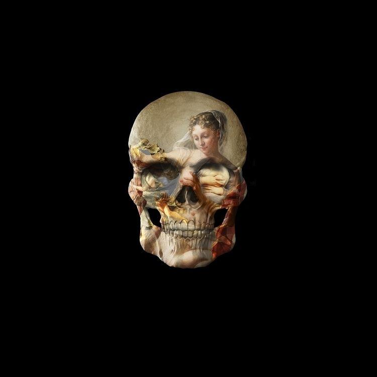 Master skulls proof print, 2018 - wito | ello