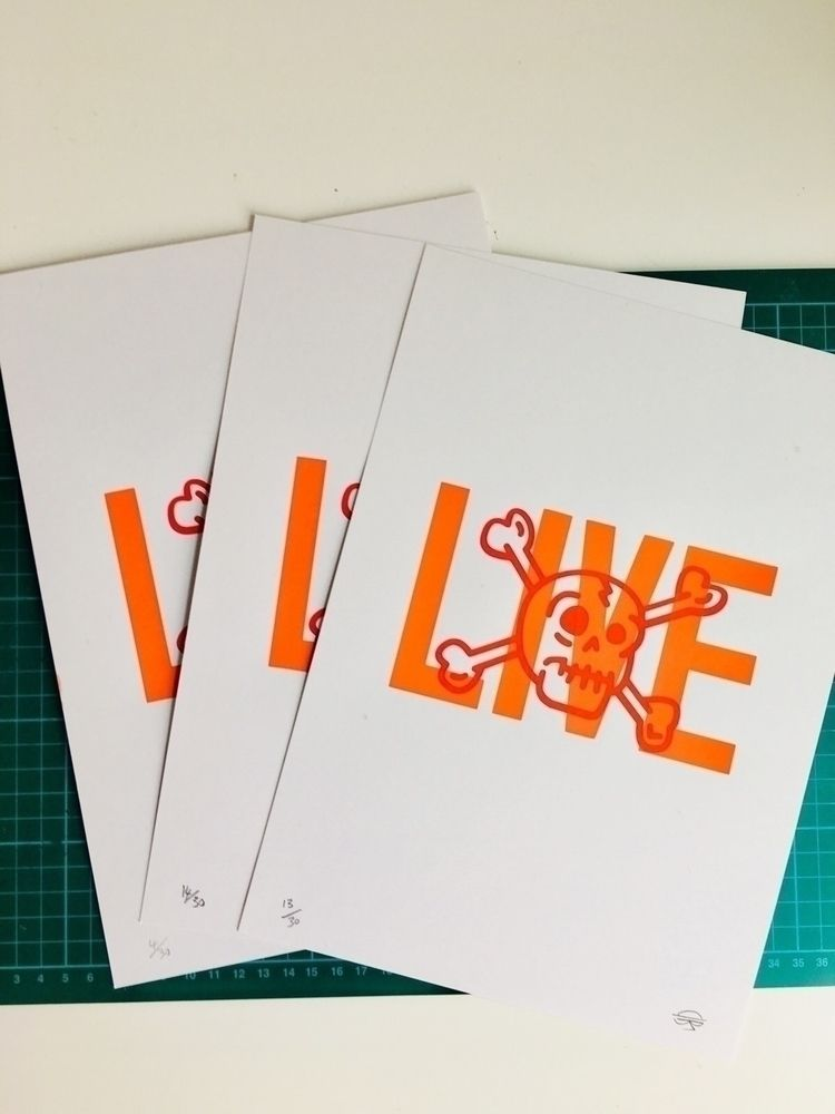 lovely ello lovers. 3 prints gi - dearpete | ello