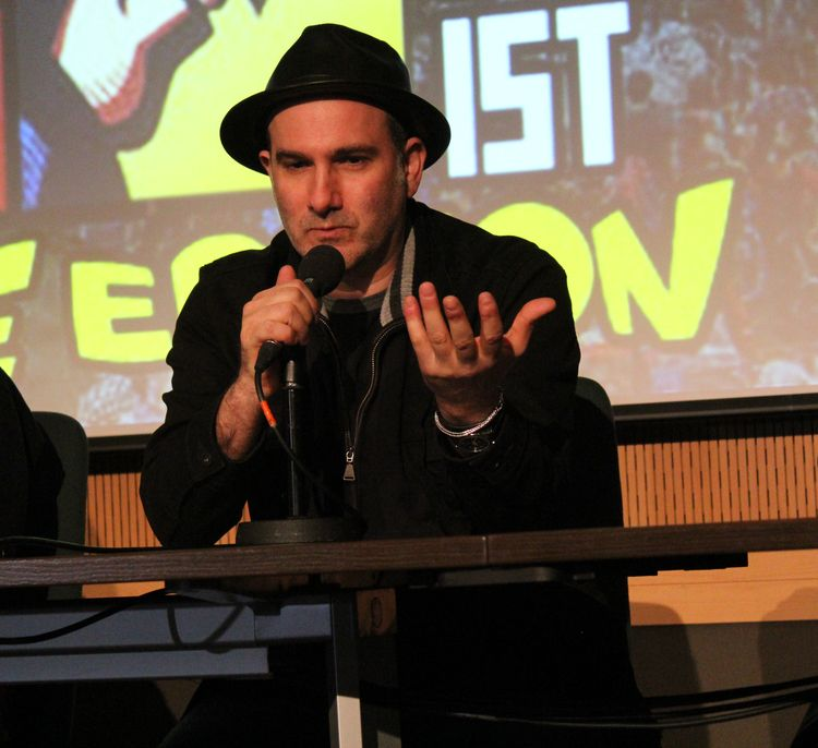Interview Eric Stuart Dublin Co - comicbuzz | ello