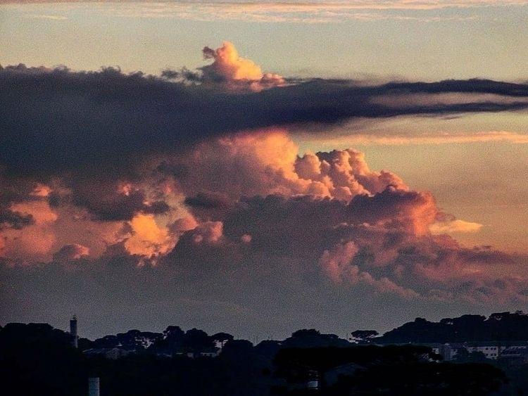 Nuvens - nature, photography, fotografie - _erick_ | ello