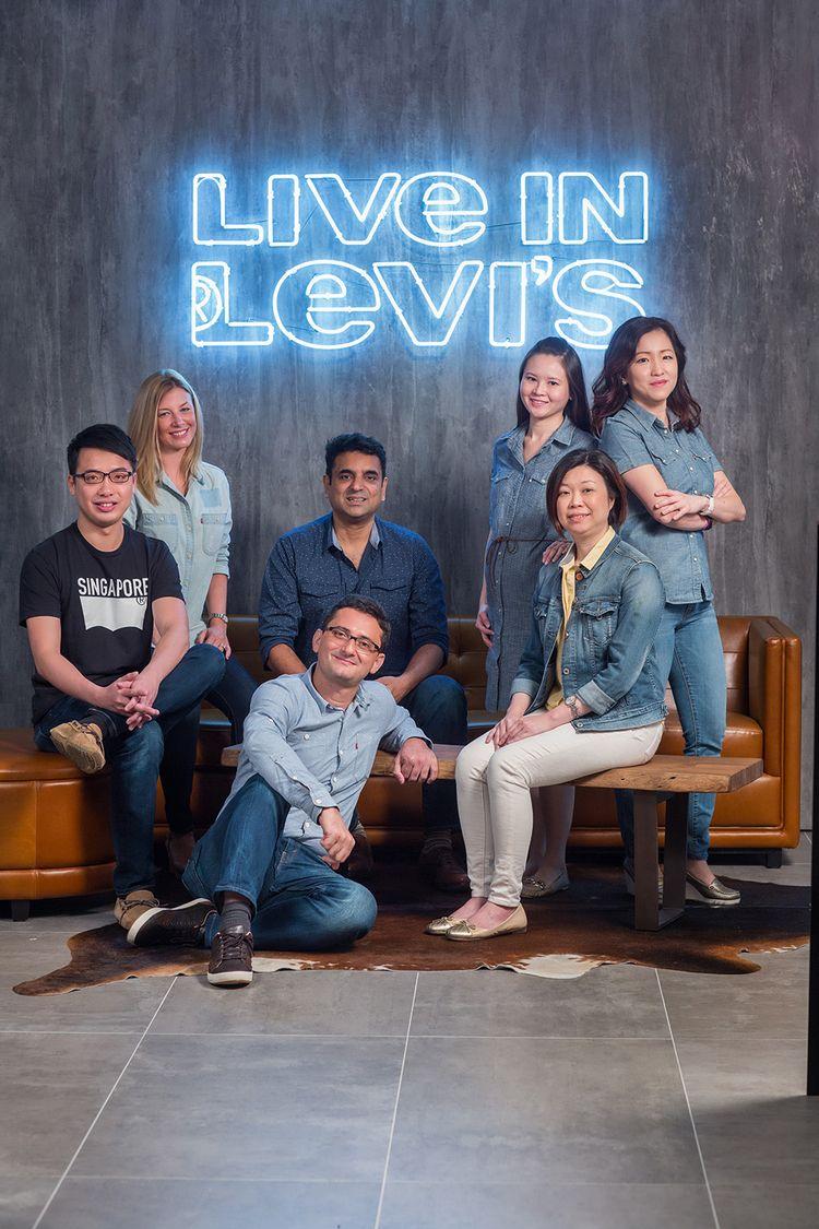Singapore - cool Jeans fashion - tedkwan | ello