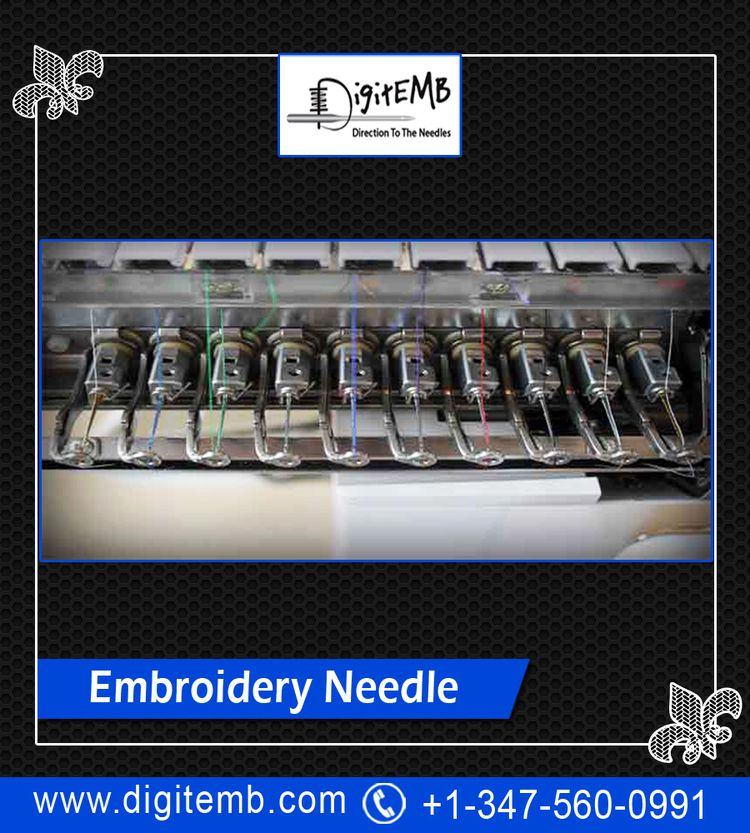 Embroidery Needle basic essenti - embroidery-needle | ello