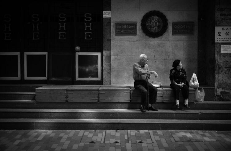 Street Capture46 - streetphotography - riskyliu_capture | ello