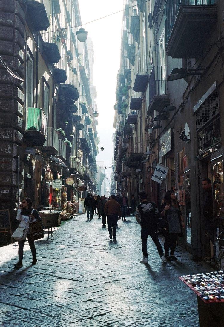 Naples. Nikon N90, 50mm Kodak P - frostburg | ello