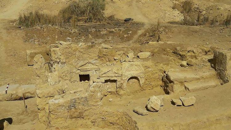 Arqueólogos hallan raro templo  - codigooculto | ello