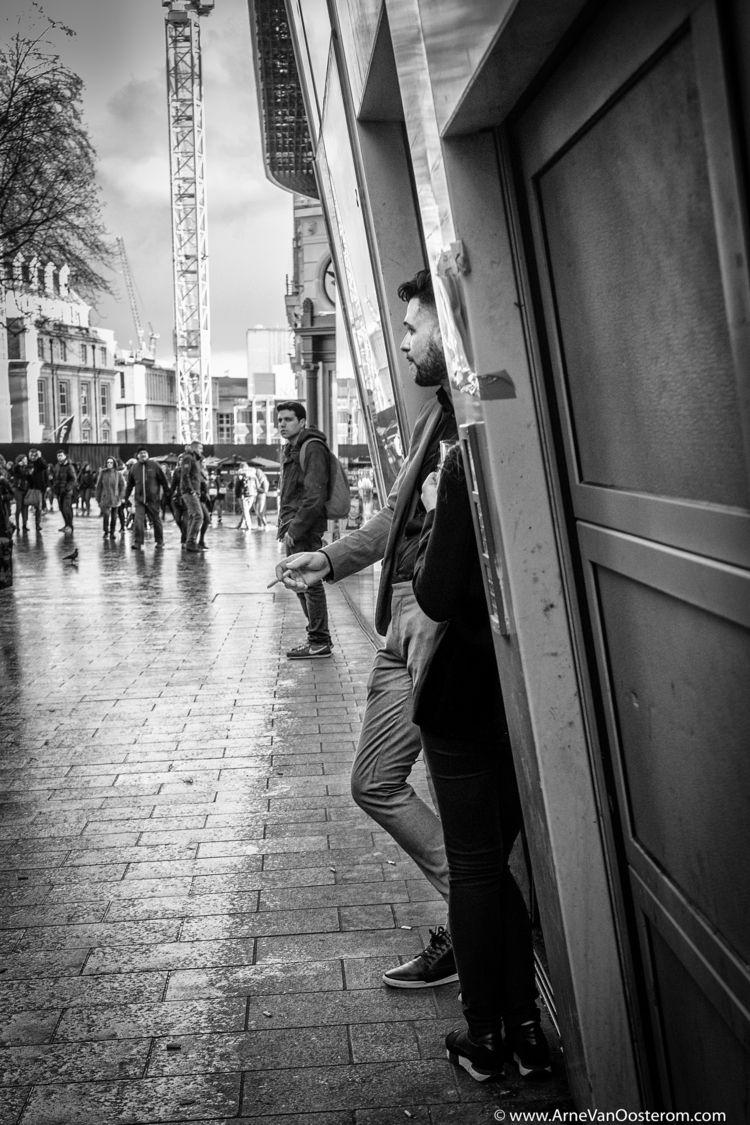 People London - photograph, blackandwhitephotography - arnevanoosterom | ello