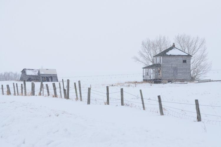 Abandoned Rural Alberta April 8 - camwmclean   ello