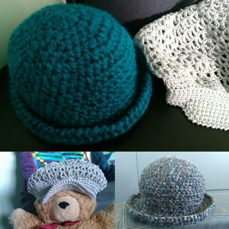 hats - crochet, crochethats - wendlcol | ello