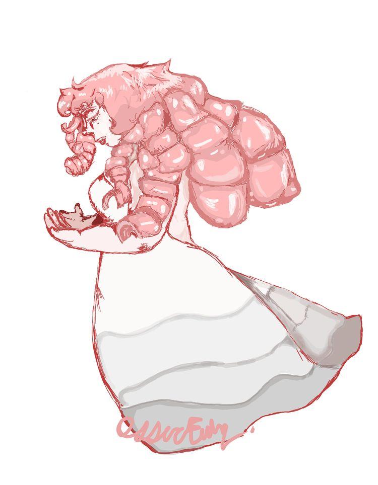 :rose:ROSE QUARTZ:rose - stevenuniverse - stovelung | ello