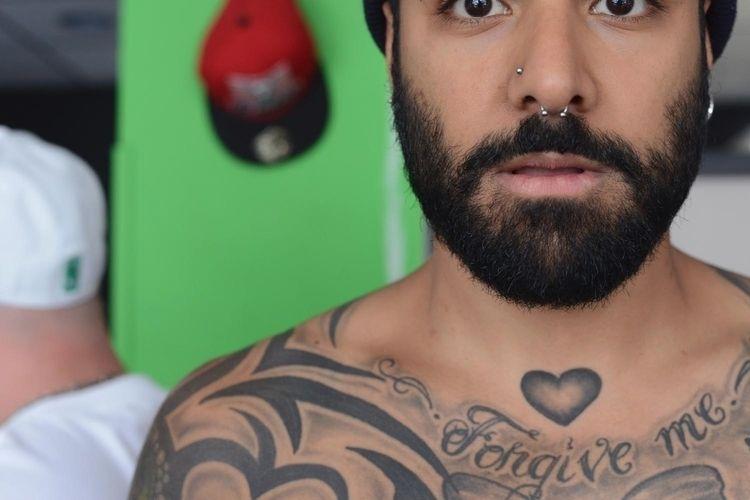 Forgive - tattoo - hannosan   ello