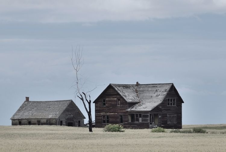 place stories Typical homestead - camwmclean | ello