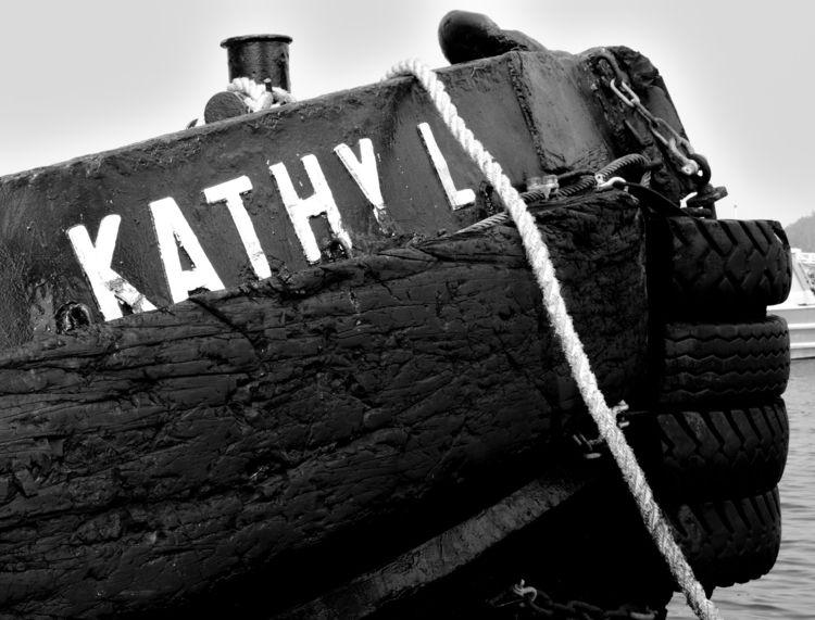 Kathy Detail tugboat Port Nanai - camwmclean | ello