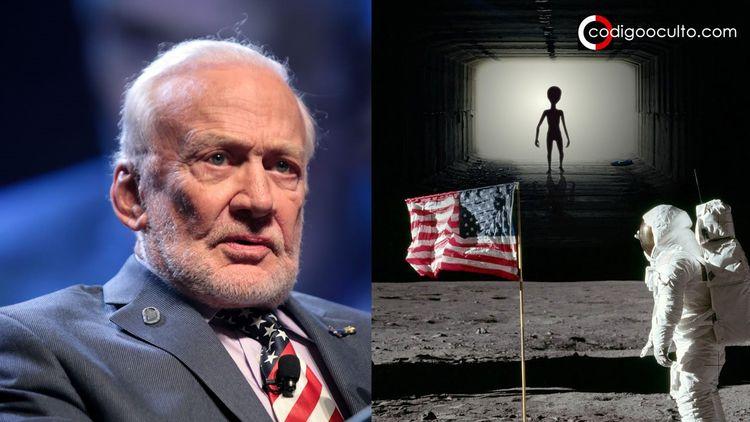 astronauta Buzz Aldrin pasó det - codigooculto | ello