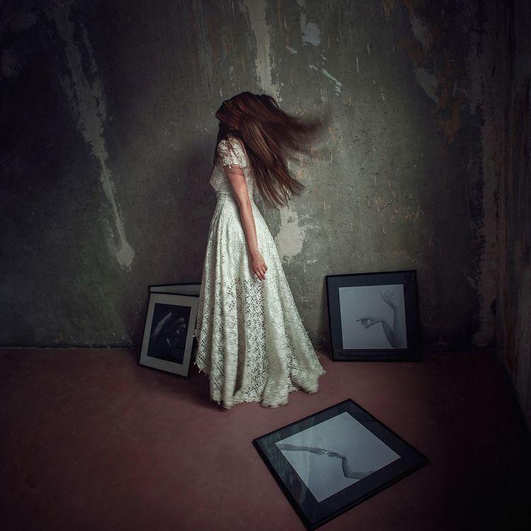"""Empty Room"" — Photographer/Mod - darkbeautymag | ello"