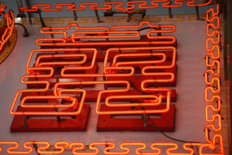 Hong Kong - Signs Symbols - neon_glow | ello