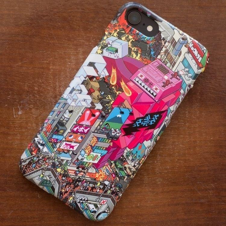 Tokyo iPhone Case - tokyo - eboy | ello