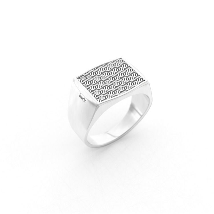 ring design - Luck - jewelry, 3D - koshman | ello