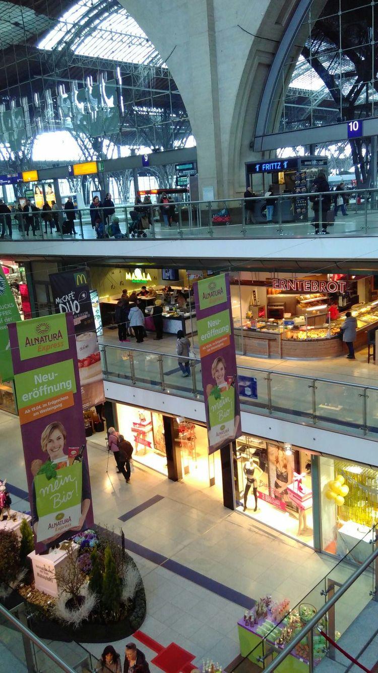 Shopping provisions easier Haup - organictraveller | ello